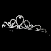 Silver Child's Tiara HP C 783