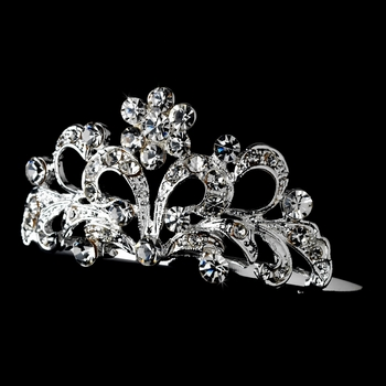 Silver Crystal Child's Tiara HPC 2011