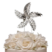Starfish Cake Topper 1027