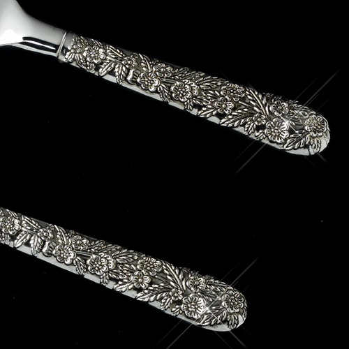 Sterling Silver Plated Wedding Cake Server 2883