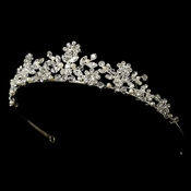 * Sunflower Bridal Tiara HP 7097***1 Left****