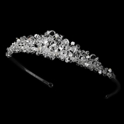 Swarovski and Rhinestone Bridal Tiara HP 7106