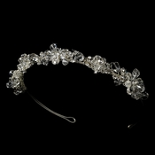 Swarovski Crystal Bridal Headband HP 7820