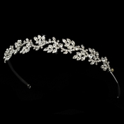 Vine Pattern Bridal Headband HP 7010