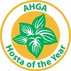 American Hosta Growers<br>HOSTA OF THE YEAR list