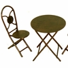 Bistro Set [3 pieces]