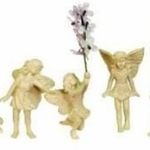 Fairy Figurine Set [6 pieces]