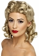 40's Sweetheart Blonde Wig