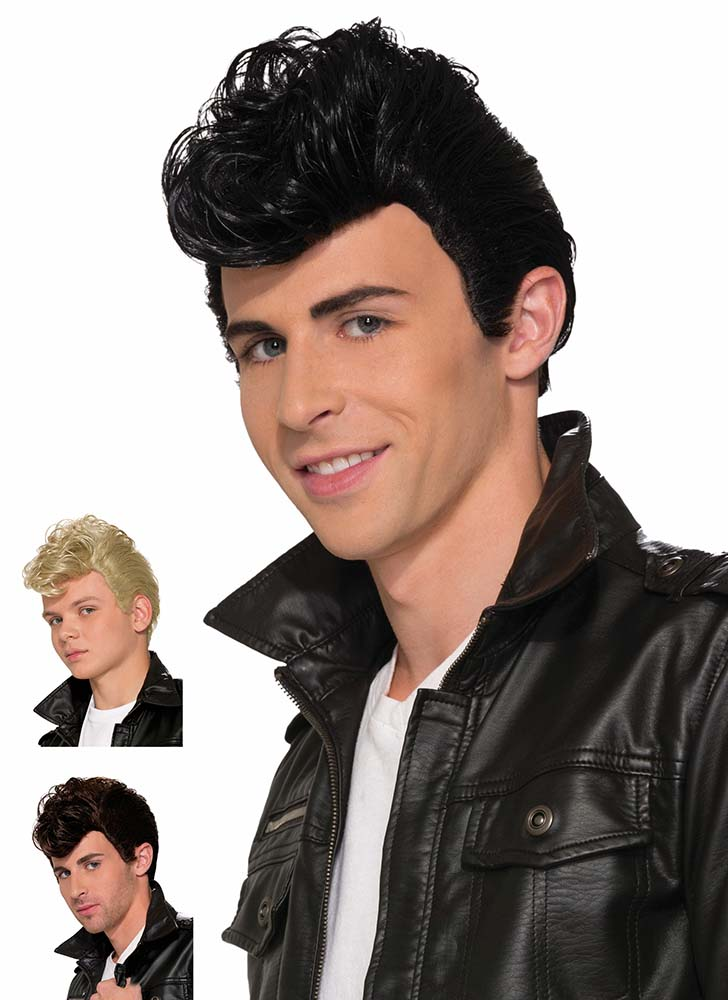 50s greaser wig candy apple costumes