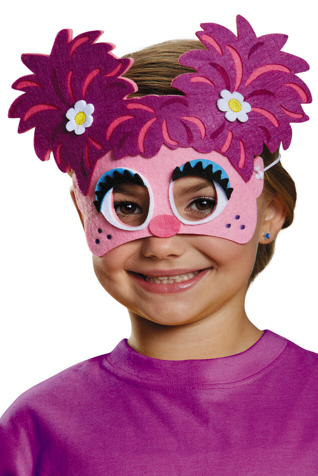 Abby Cadabby Felt Mask  sc 1 st  Candy Apple Costumes : abby cadabby costume for adults  - Germanpascual.Com