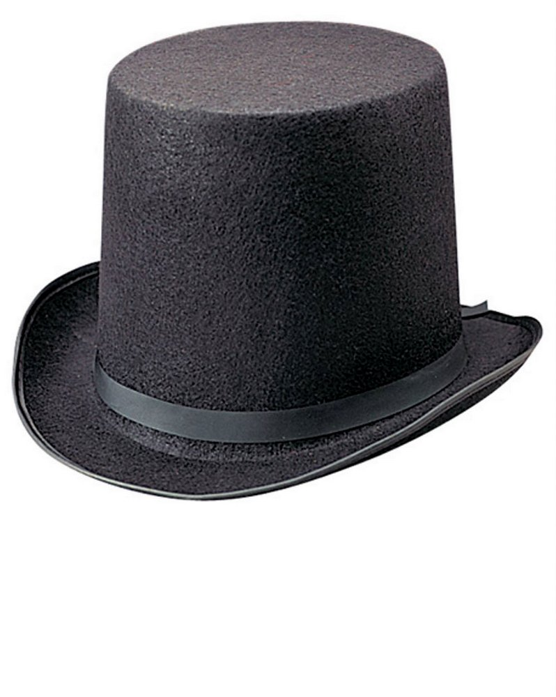 abraham lincoln black top hat candy apple costumes