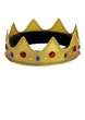 Gold Adjustable Queen Crown
