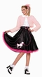 Adult 50s Sweetheart Costume, Size M/L