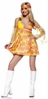 Adult 60's Flower Child Costume