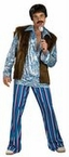 Adult 60's Rock Star Guy Costume