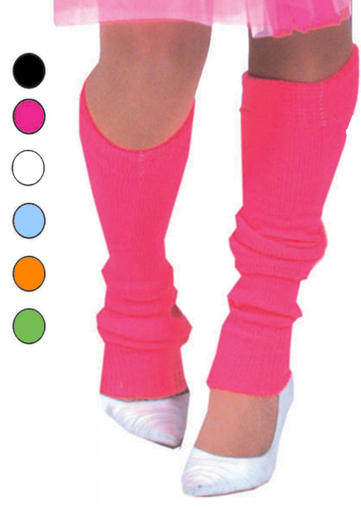 8c2ad6d85 Adult Acrylic 80 s Leg Warmers - More Colors - Candy Apple ...