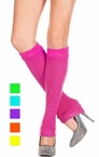 Adult Acrylic Knee High Leg Warmers - More Colors