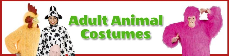 Adult Animal Costumes
