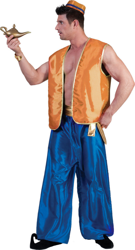 ... Adult Arabian Nights Genie Vest - More Colors ...  sc 1 st  Candy Apple Costumes & Arabian Nights Genie Vest - Candy Apple Costumes