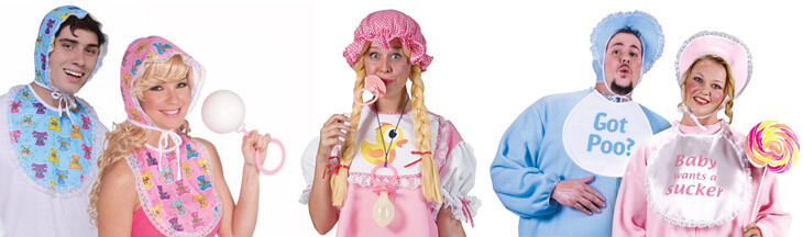 Adult Baby Costumes