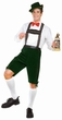 Adult Beer Garden Hansel Costume, Size M/L