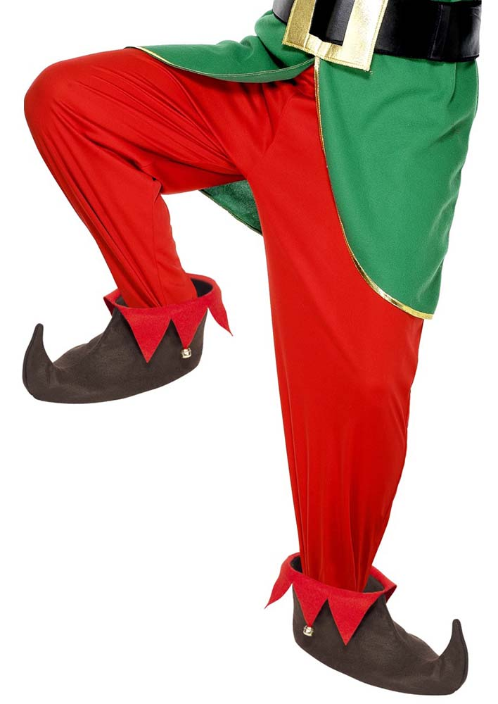 ... Adult Brown/Red Elf Shoes  sc 1 st  Candy Apple Costumes & Adult Brown/Red Elf Shoes - Candy Apple Costumes - New 2018 Costumes