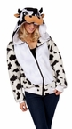 Adult Casey the Cow Costume Hoodie