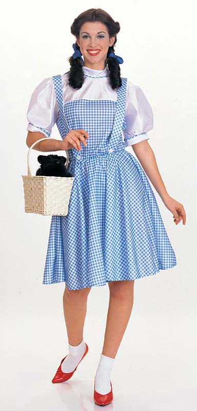 Adult Classic Wizard of Oz Dorothy Costume  sc 1 st  Candy Apple Costumes & Adult Classic Wizard of Oz Dorothy Costume - Candy Apple Costumes ...