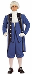 Adult Colonial American Man Costume