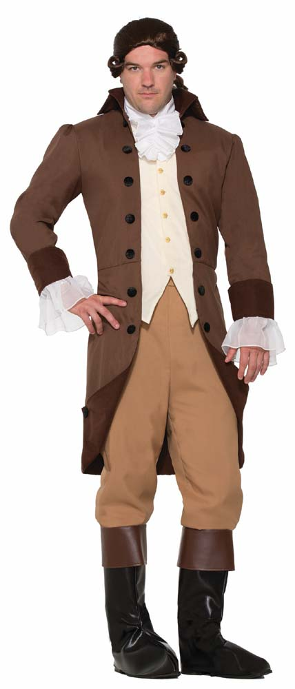 9ad561bddd1 Adult Colonial Gentleman Costume Sc 1 St Candy Apple Costumes