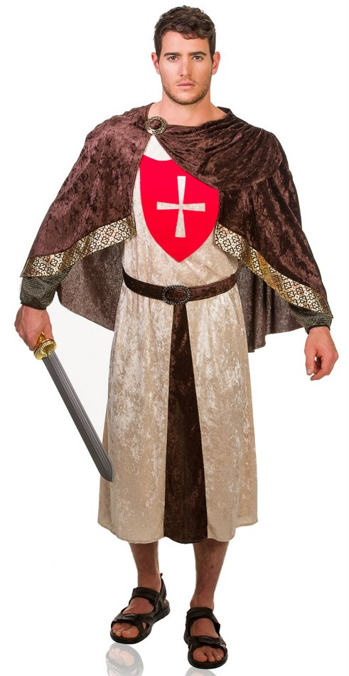 Adult Crusader Knight Costume  sc 1 st  Candy Apple Costumes & Adult Crusader Knight Costume - Candy Apple Costumes - Castles and ...