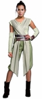 Adult Deluxe Rey Costume - Star Wars The Force Awakens