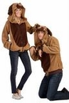 Adult Devin the Dog Costume Hoodie