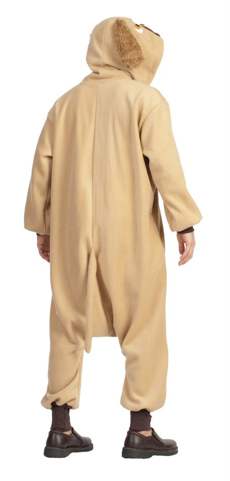 Puddles the Puppy Brown Dog Adult Costume