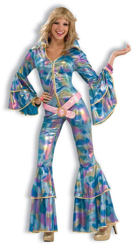 Adult Disco Mama Sexy 70's Costume - Candy Apple Costumes ...