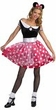 Adult Disney Minnie Mouse Costume, Size M/L