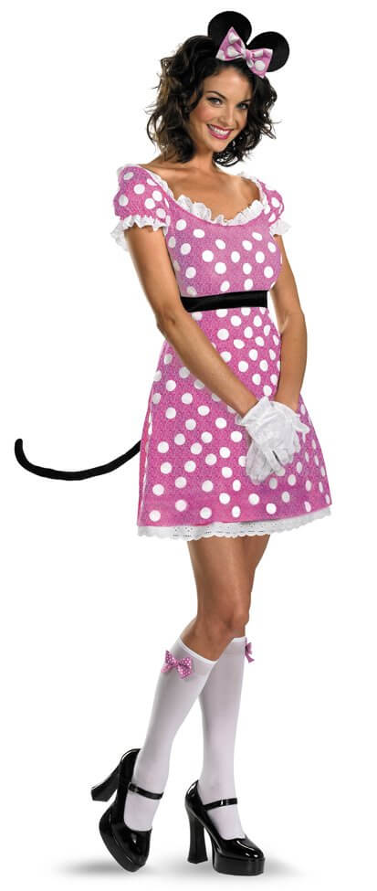Adult Disney Sexy Minnie Mouse Costume  sc 1 st  Candy Apple Costumes & Adult Disney Sexy Minnie Mouse Costume - Candy Apple Costumes ...