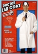 Adult Doctor Lab Coat Size Small to 5X