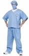 Adult Doctor Scrubs Costume