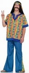 Adult Far Out Man 70's Costume, Size M/L