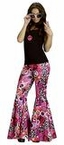 Adult Feelin' Groovy Bell Bottoms - Adult and Plus
