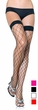 Adult Fence Net Thigh Highs - More Colors