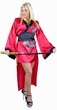 Adult Geisha Girl Costume - Black
