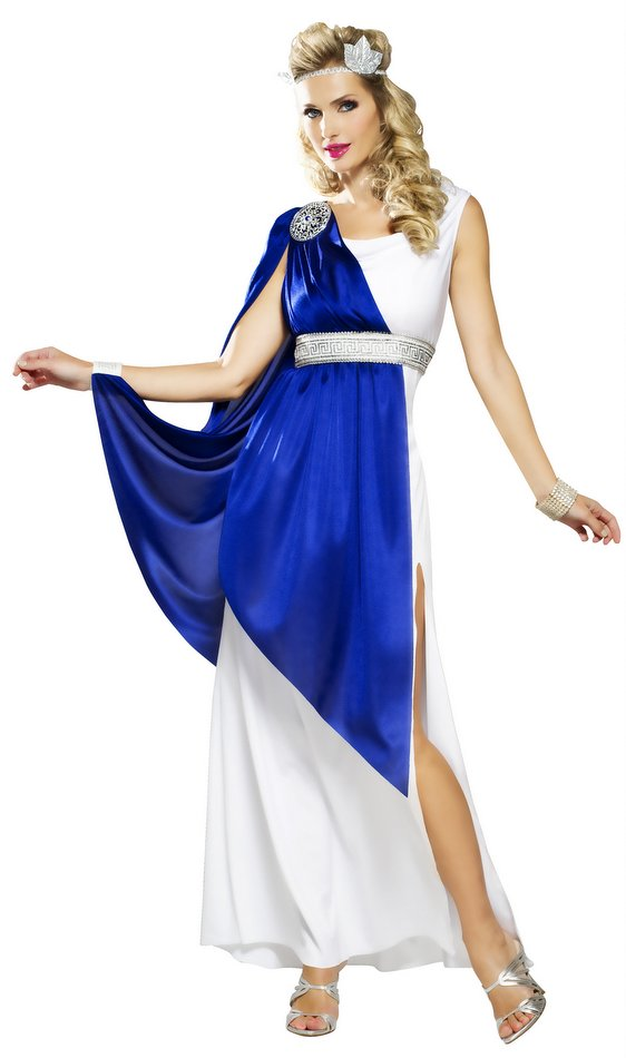 Adult Greek Empress Costume - Candy Apple Costumes - Greek ... 26f86255e81d