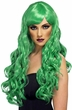 Adult Green Desire Wig