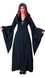 Adult Hooded Temptress Costume, Size M/L