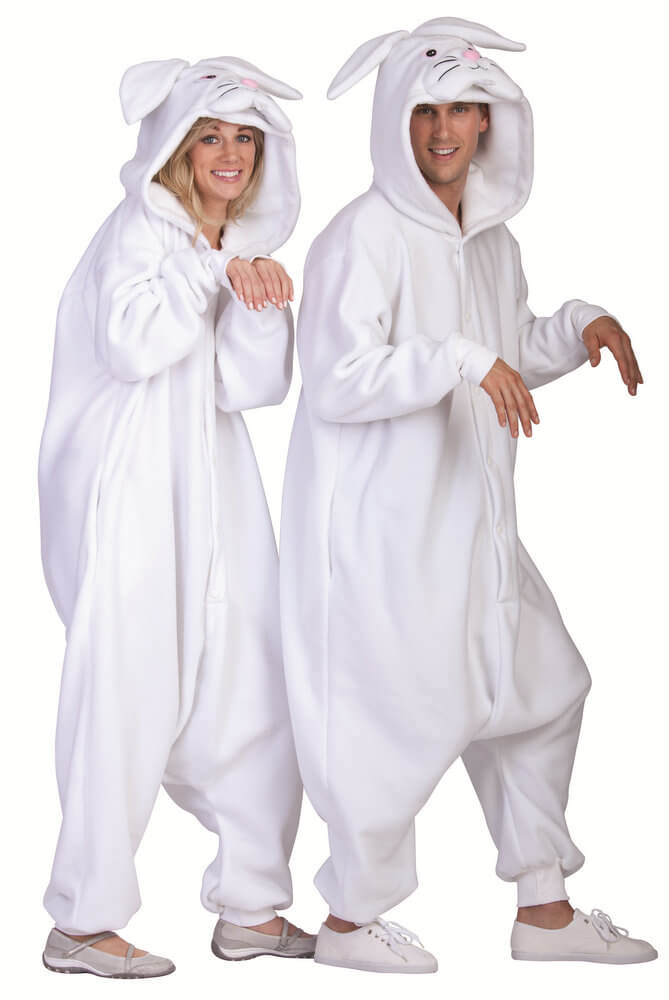 Popular Add Ons. Deluxe White Bunny Costume