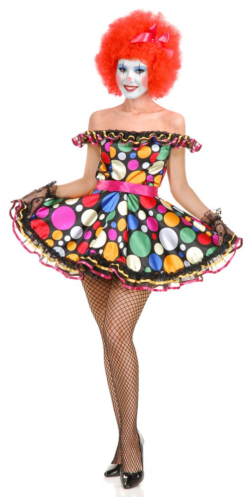 Adult Just Clowninu0027 Sexy Clown Costume  sc 1 st  Candy Apple Costumes & Adult Just Clowninu0027 Sexy Clown Costume - Candy Apple Costumes ...