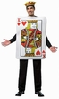 Adult King of Hearts Card Costume