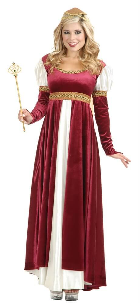 523e97379cb4e Adult Lady of Camelot Costume - Medieval Costumes - Candy Apple ...